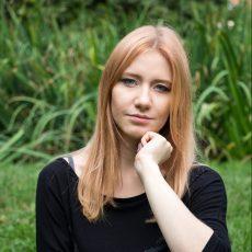 Anzhelika - Junior programátorka