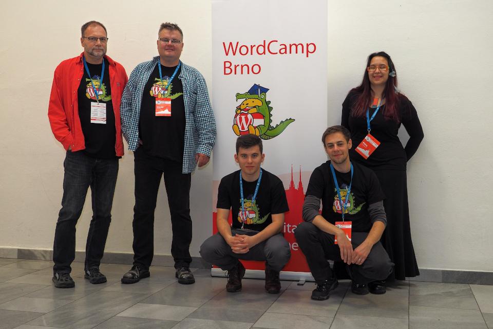 Zeni a WordCamp Brno 2019