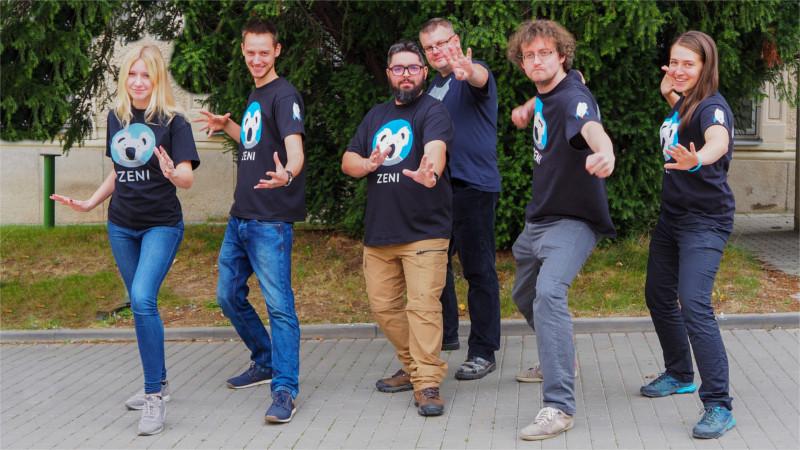 Zeni team - váš průvodce galaxií webu
