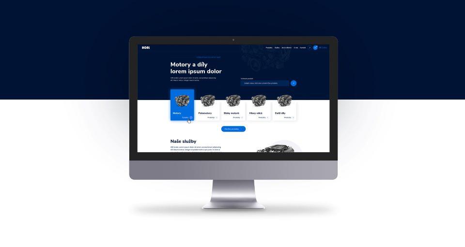Unique website