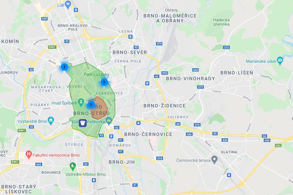 Úvodný obrázok plugin Zeni mapa