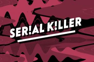 Serial Killer - téma stránky vytvořená na Sage